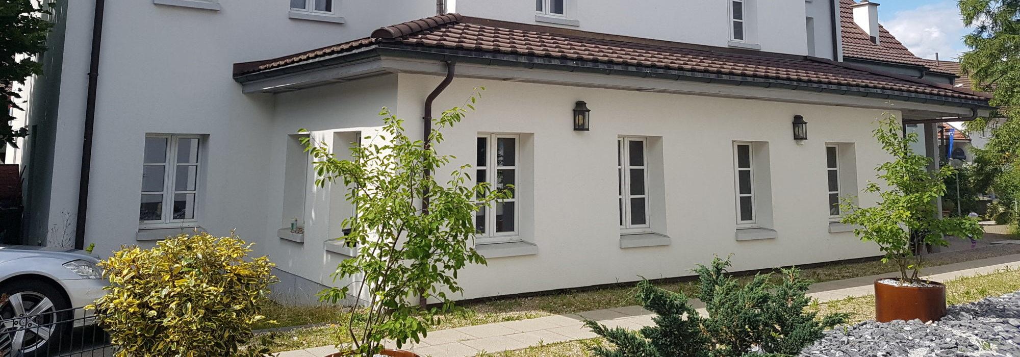 Wohn- und Geschäftshaus in Magden