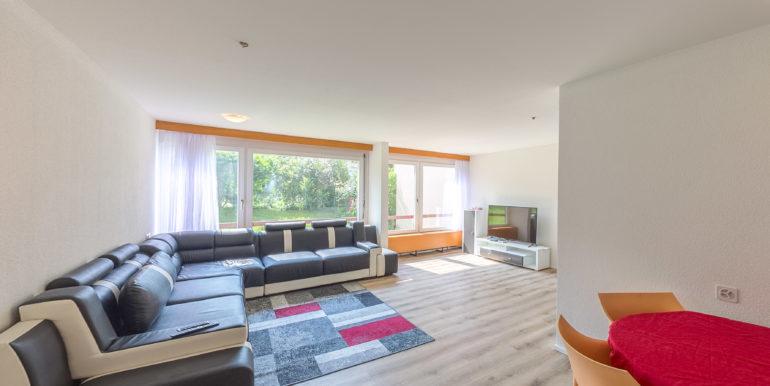 Gaissbergstrasse-Essbereich-Wohnzimmer