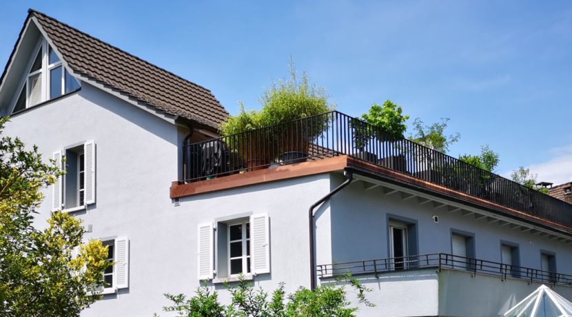 Magden, Haus kaufen mit grosser Dachterrasse - Retronova Immobilien AG
