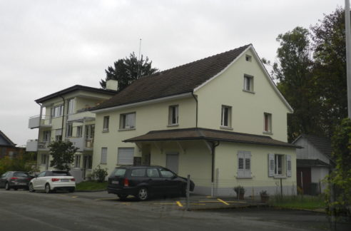 Parkplatz Alpstrasse 27 in Kreuzlingen