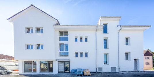 Ihr neuer Standort im Zentrum von Salmsach – Büro zu vermieten