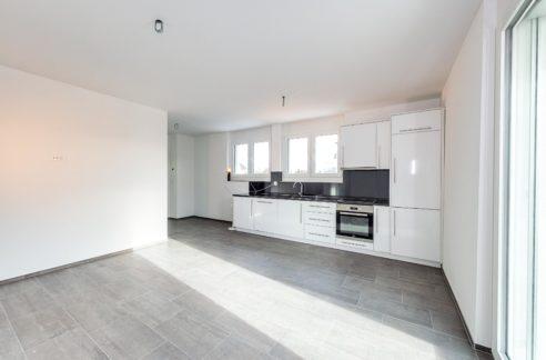 Küche 3 Zimmer Mietwohnung im ersten OG - Retronova Immobilien AG