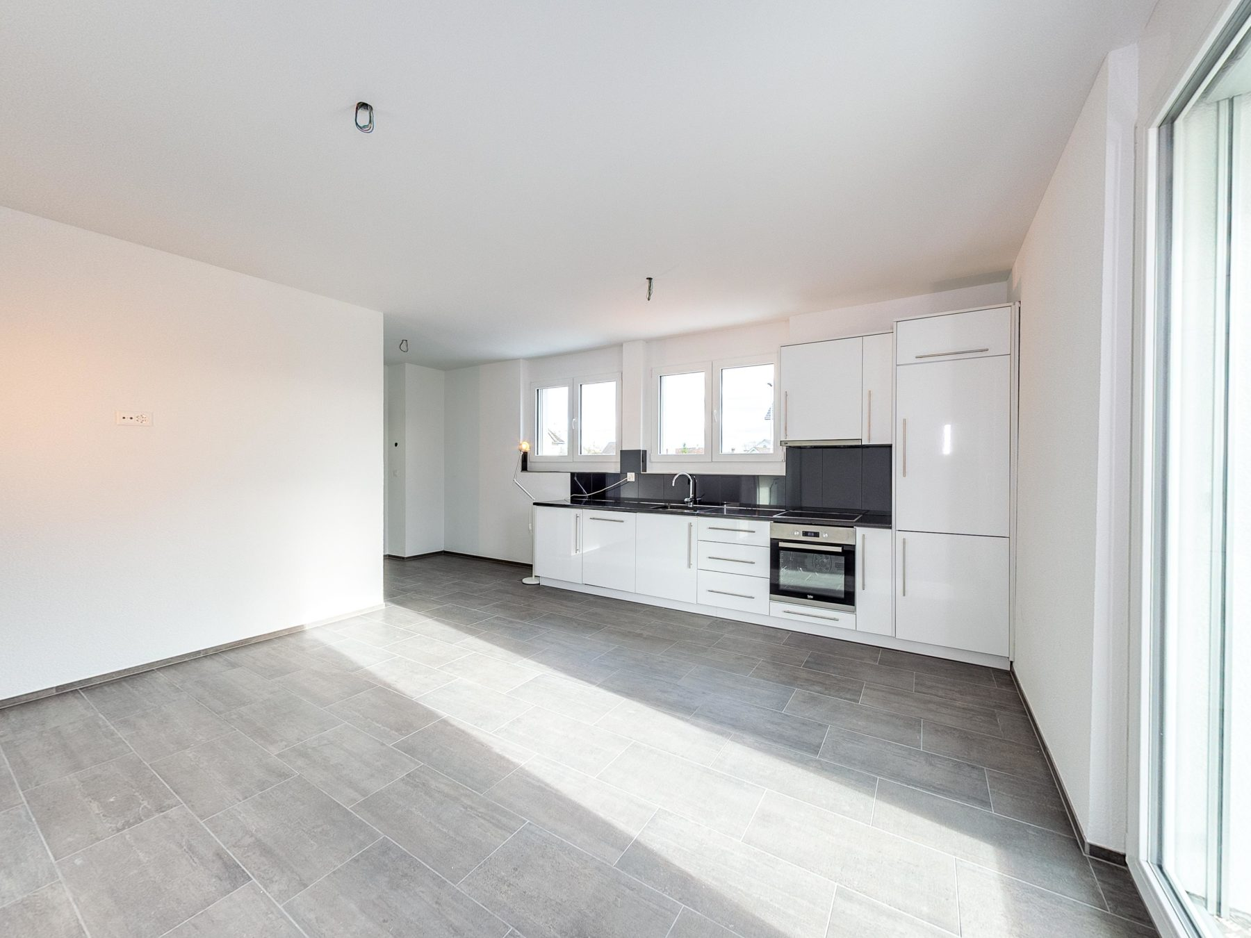 Moderne 3-Zimmer-Wohnung in Salmsach