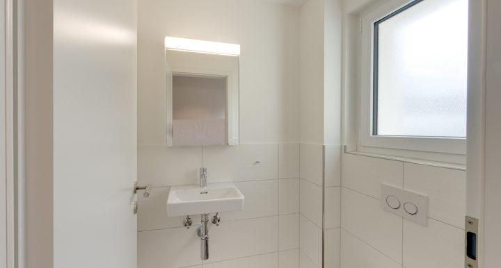 Dachboden Haus am See in Landschlacht - WC im Erdgeschoss