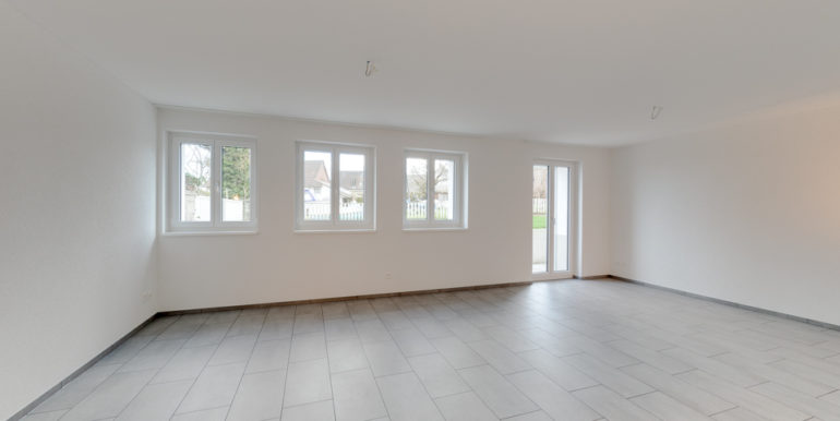 Wohnzimmer-Dachboden Haus am See in Landschlacht