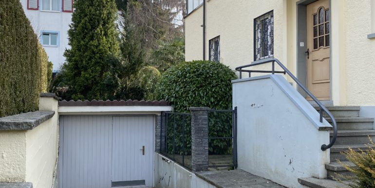 Aussenansicht - - Wintergarten 1. OG - Einfamilienhaus zum Kauf in Kreuzlingen