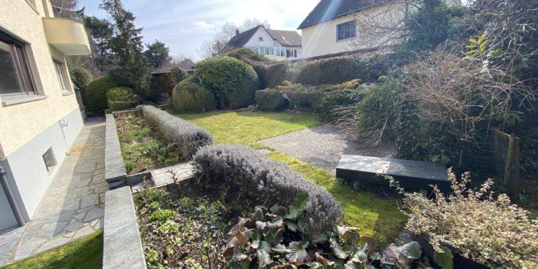Garten - Einfamilienhaus zum Kauf in Kreuzlingen