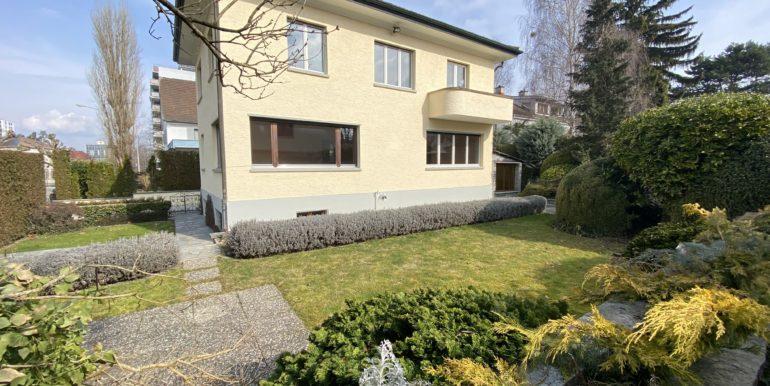 Aussenansicht - Einfamilienhaus zum Kauf in Kreuzlingen