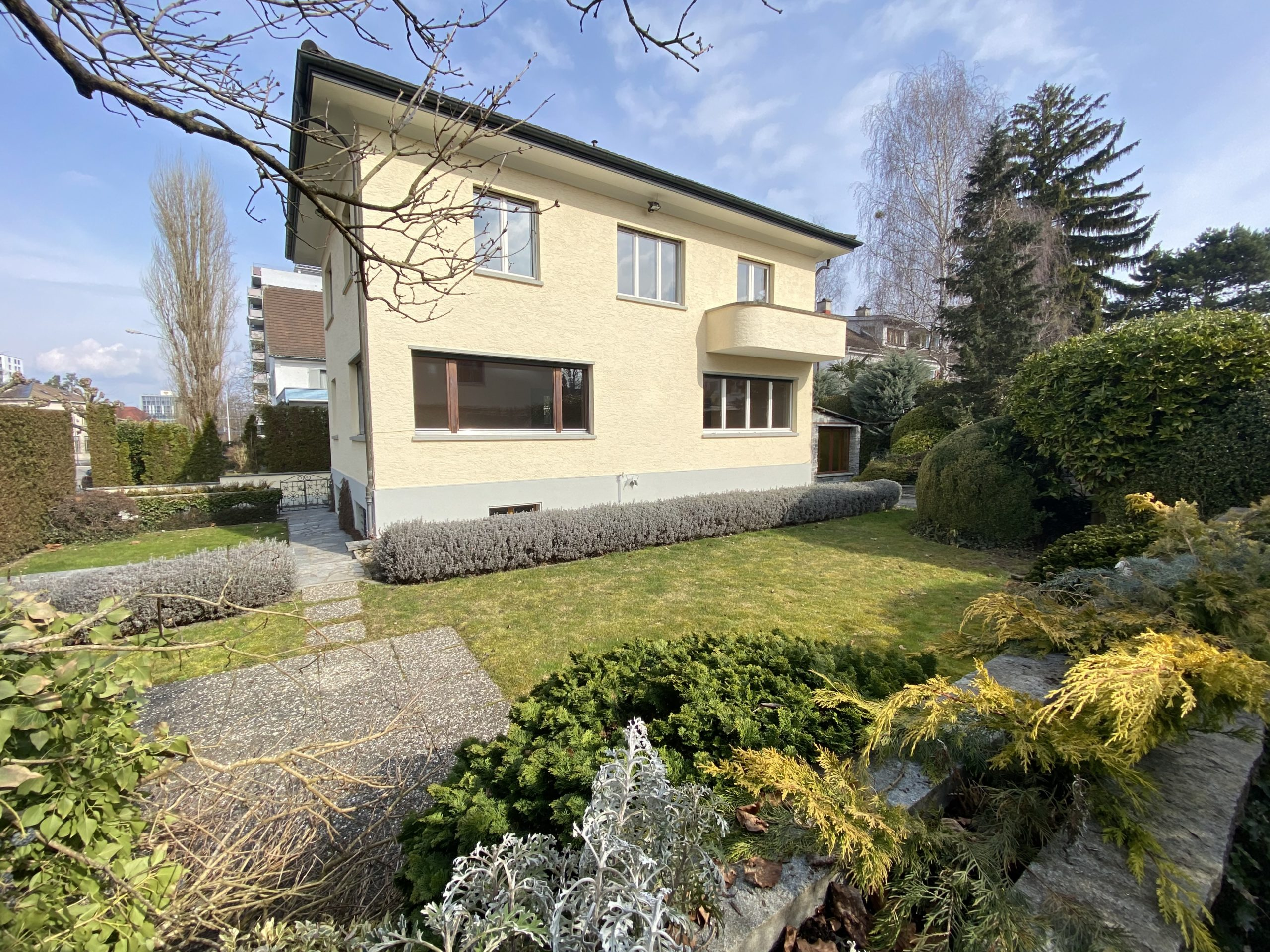 Einfamilienhaus in Kreuzlingen mit Potential