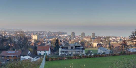 Unverbaute Seesicht: Grosse Villa mit viel Umschwung am Rorschacherberg!