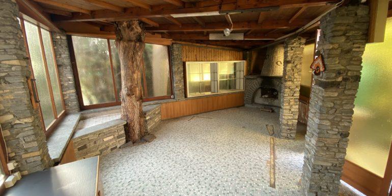 Gartenhaus mit Cheminée - Einfamilienhaus zum Kauf in Kreuzlingen
