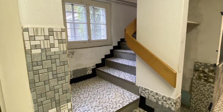 Kellertreppe - Einfamilienhaus zum Kauf in Kreuzlingen
