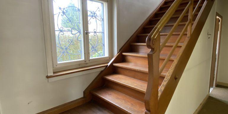 Treppe zum ersten OG - Wintergarten 1. OG - Einfamilienhaus zum Kauf in Kreuzlingen