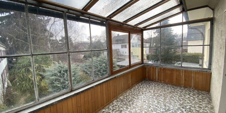 Wintergarten 1. OG - Einfamilienhaus zum Kauf in Kreuzlingen