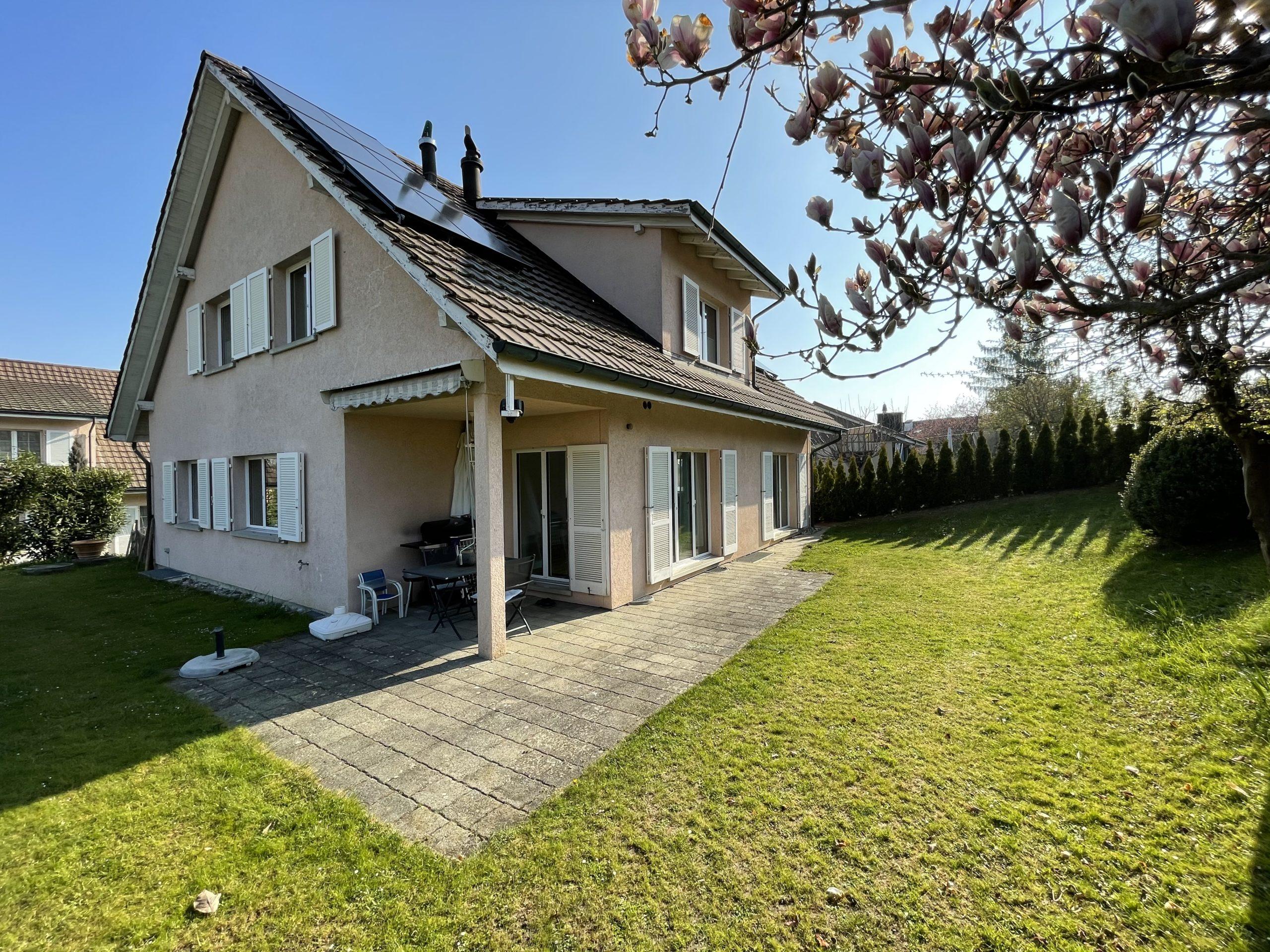 Hochwertig renoviertes 6 Zimmer Einfamilienhaus in bester Lage Kreuzlingens